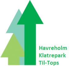 Udfordr dig selv og kom helt til tops med et sus i maven i Havreholm Klatrepark