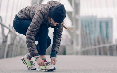 Hold dig varm fra top til tå, når du løber om vinteren