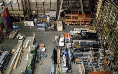 Løfteborde til industrielle arbejdspladser
