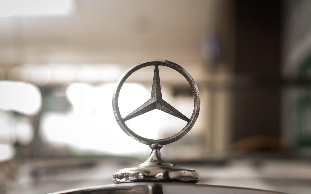 Få glæde af eksklusive Mercedes