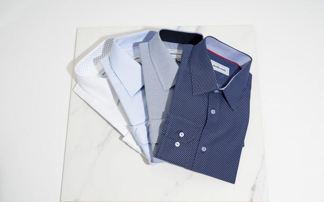Et professionelt look med business skjorter